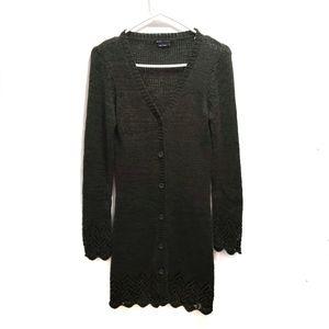 BCBGMAXAZRIA Sweater Cardigan Duster